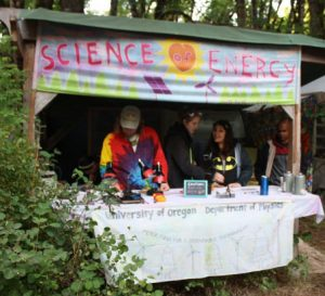 Science of Energy booth